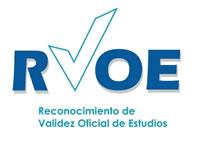 Reconocimiento de Validez Oficial RVOE de la SEP