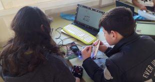 Tecnología en la parte educativa
